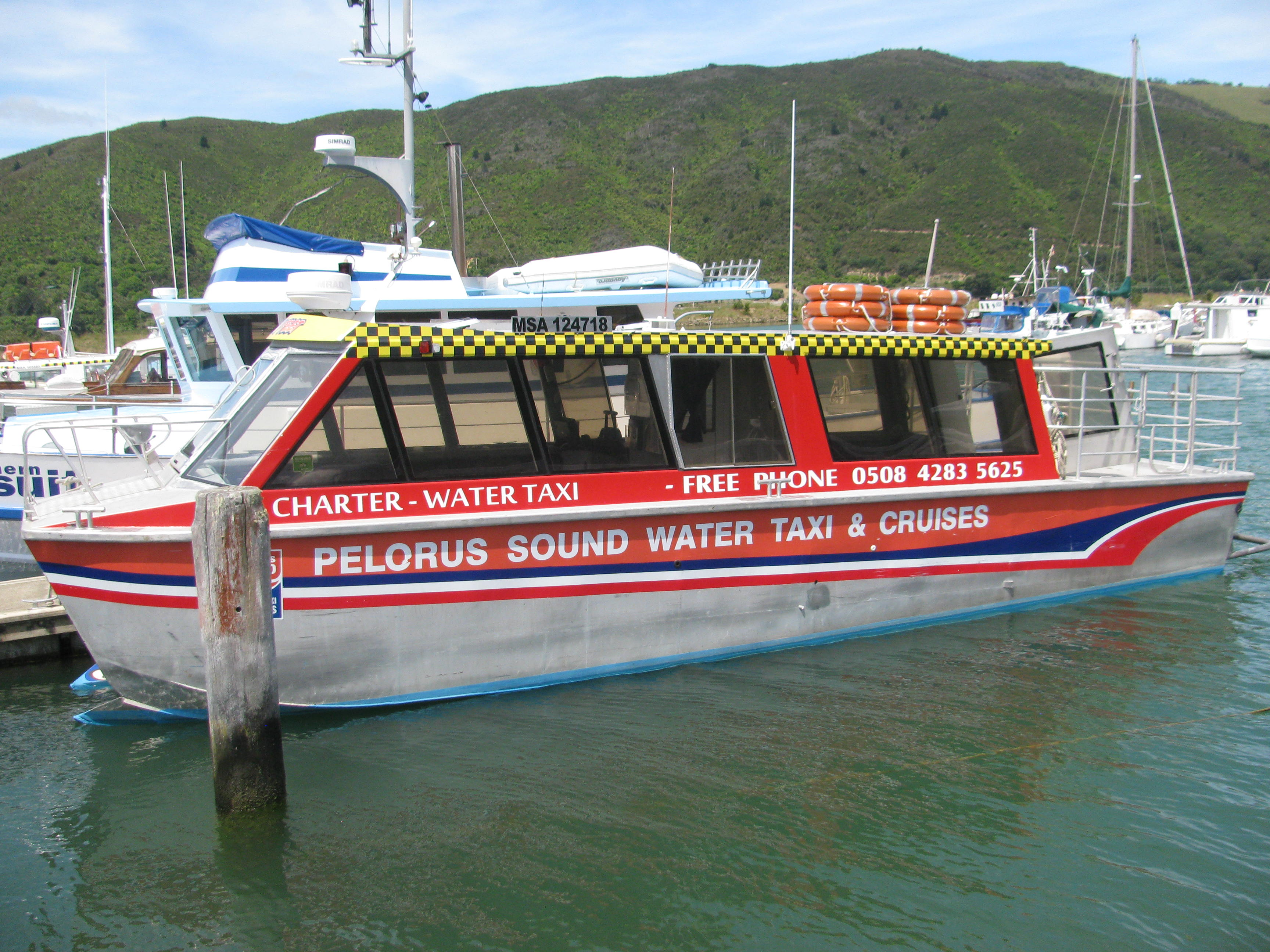 Pelorus Watertaxi
